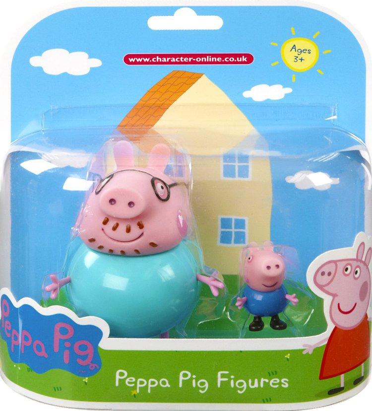 смотреть мультфильм свинка пеппа на английском языке