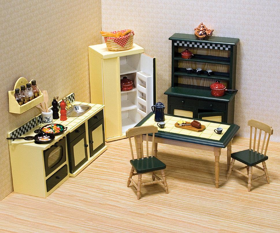 Мебель для кукол фото