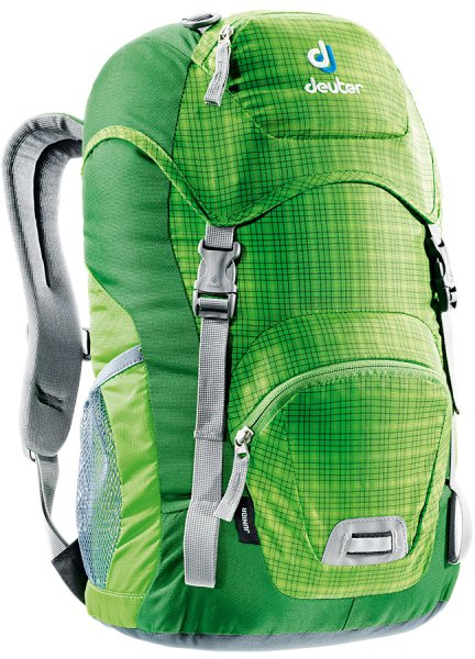Рюкзак Deuter Junior зеленый 18л