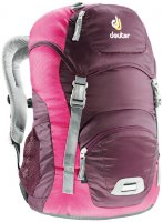 Рюкзак Deuter Junior бордовый 18л