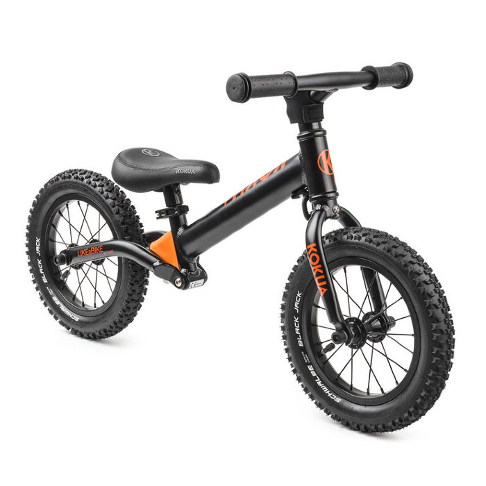 Беговел Kokua LIKEaBIKE jumper Special Model black (черный) K12012BK